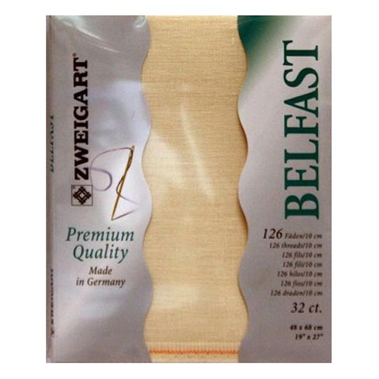 Zweigart Dublin 34 x 48 cm Linen Pre Cut