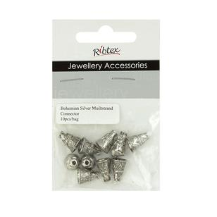 Ribtex Jewellery Accessories Multi Strand Connector