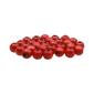 Arbee Round Wood Beads 30 Pack