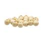Arbee Round Wood Beads 20 Pack
