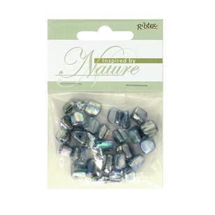 Ribtex Inspired by Nature Small Lustre Shell Cubes