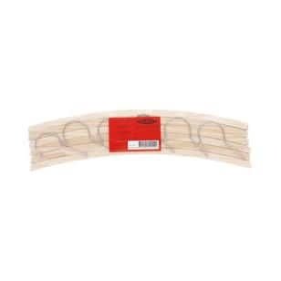 Arbee Coat Hangers 6 Pack
