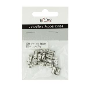 Ribtex Jewellery Accessories Rope Tube Spacer