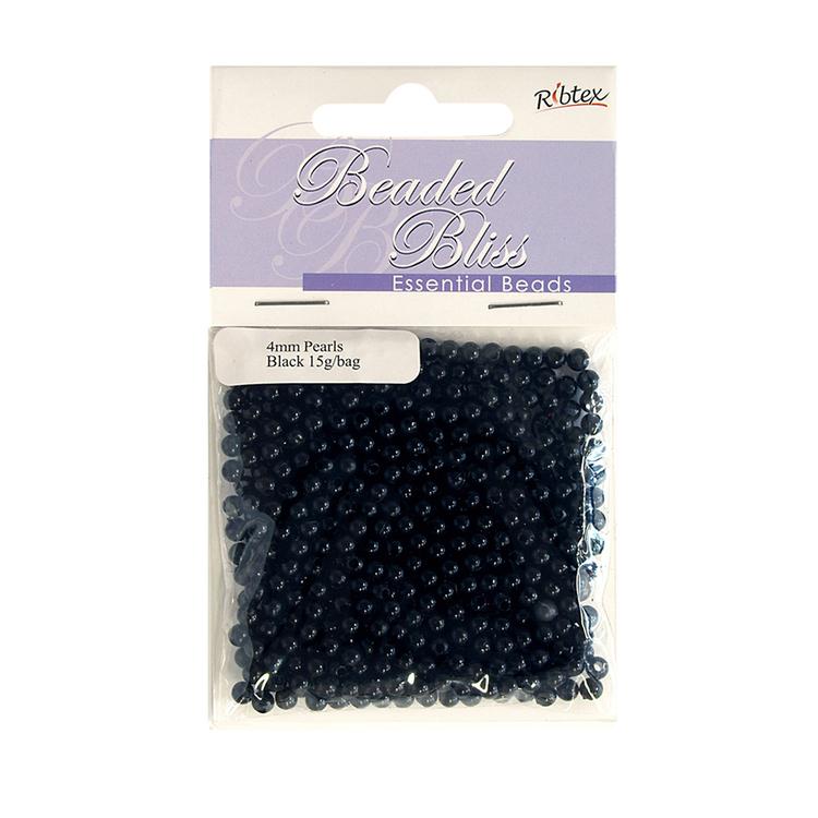 Ribtex Beaded Bliss Small Pearlz Pearls