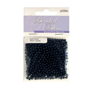 Ribtex Beaded Bliss Small Pearlz Pearls