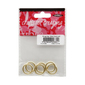 Arbee Metal Rings 6 Pack