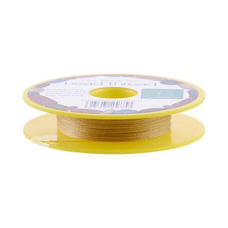 Shamrock Craft Fine Beading Thread Reel