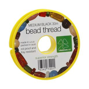 Shamrock Craft Medium Beading Thread Reel