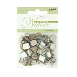Ribtex Inspired by Nature Shell Cubes