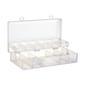 Birch Floss Organiser Box Clear Medium