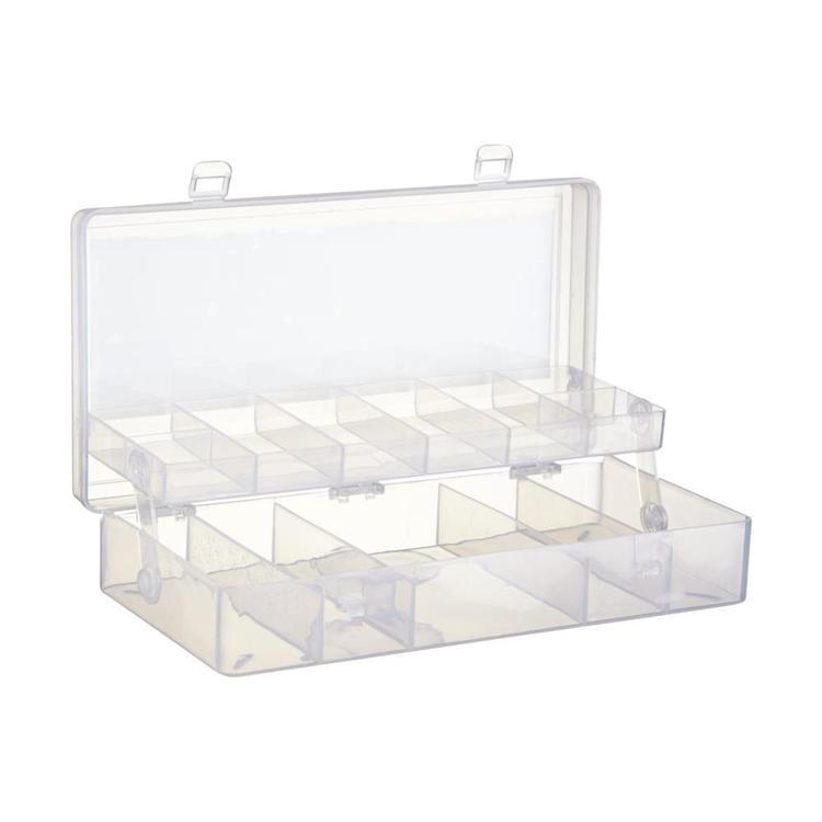 Birch Organiser Box with Tray