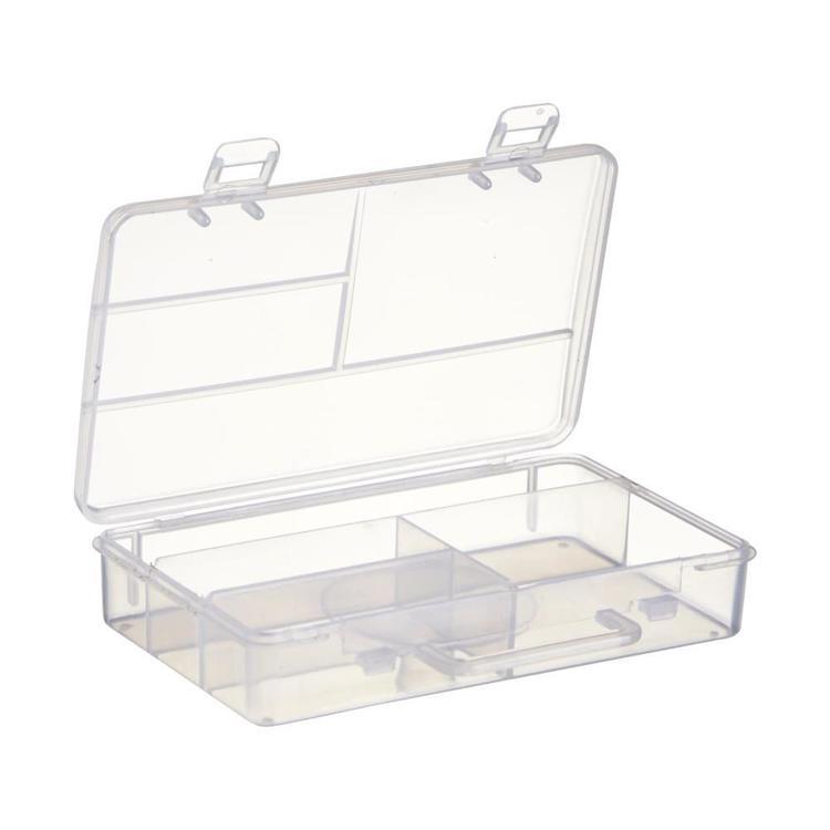 Birch Floss Box Organiser 4Compartments
