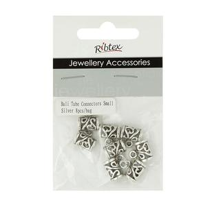 Ribtex Jewellery Accessories Tube Connectors