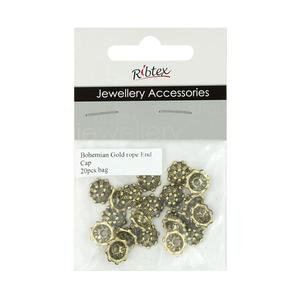Ribtex Jewellery Accessories Rope End Caps