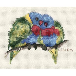 DMC Mini Australia Rosella Cross Stitch