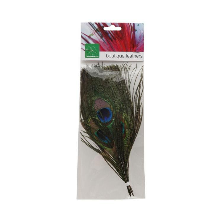 Shamrock Craft Peacock Eyes