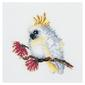 DMC Australian Baby Cockatoo Cross Stitch Kit Multicoloured
