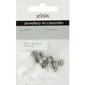 Ribtex Jewellery Accessories Ball Spacer Silver