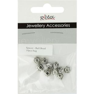 Ribtex Jewellery Accessories Ball Spacer