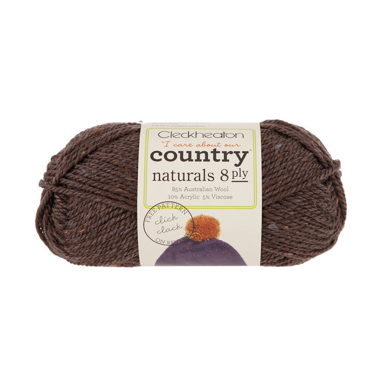 Cleckheaton Country Naturals 8 Ply 50 g