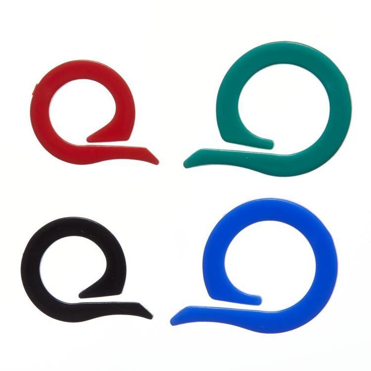 Birch Split Stitch Count Rings