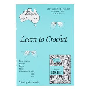Craft Moods Learn To Crochet