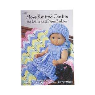 Craft Moods More Knit Outfit Dolls & Prem Babies