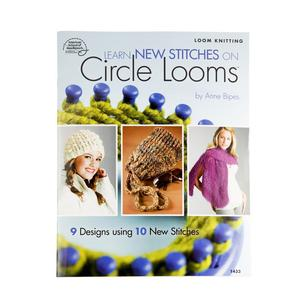 American School Of Needlework Learn New Stitches On Circle Looms