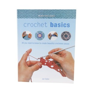 Sally Milner Publishing Crochet Basics