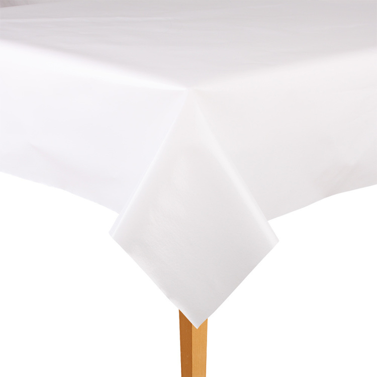 Ladelle Plain Tabletone By The Metre White