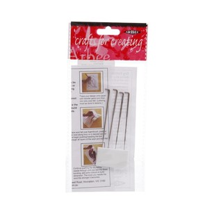 Arbee Short Felting Needle 4 Pack