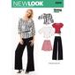 New Look 6816 Women's Coordinates  10 - 22