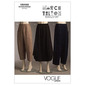 Vogue V8499 Misses' Skirt & Pants