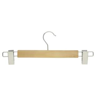 L.T. Williams Wooden Clip Hangers 2 Pack