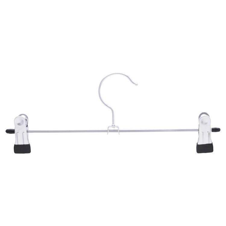 L.T. Williams Skirt & Trouser Hangers 5 Pack Chrome
