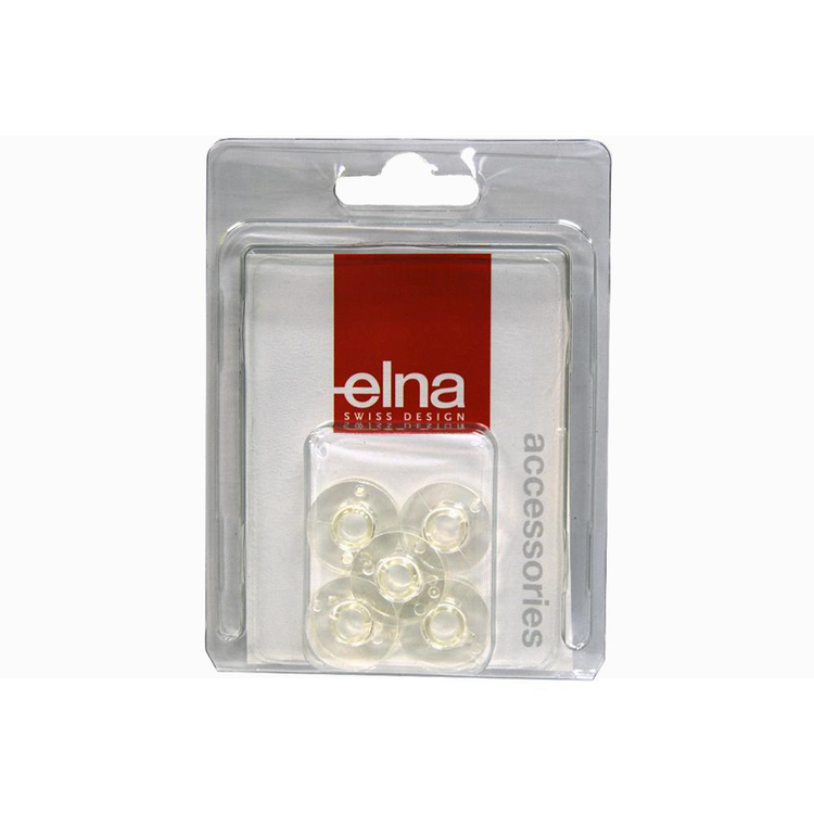 Elna Plastic Bobbins