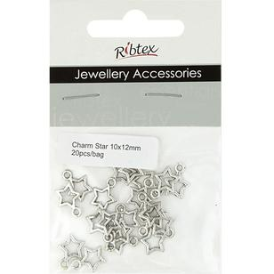 Ribtex Jewellery Accessories Star Charms