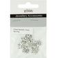 Ribtex Jewellery Accessories Butterfly Charms 8 Pack Silver