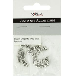 Ribtex Jewellery Accessories Dragonfly Wing Charms