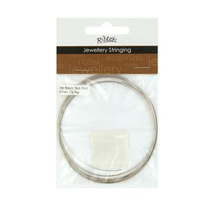 Ribtex Jewellery Stringing Memory Necklace Wire