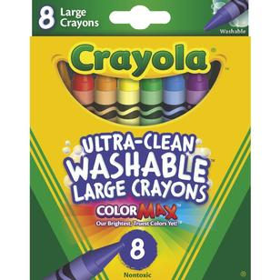 Crayola Washable Large Crayons