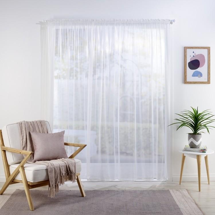 Filigree Boulevard Lace Curtain