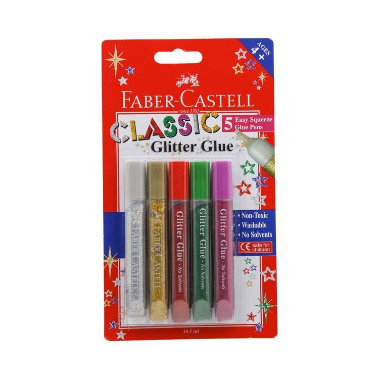 Faber Castell Classic Glitter Glue