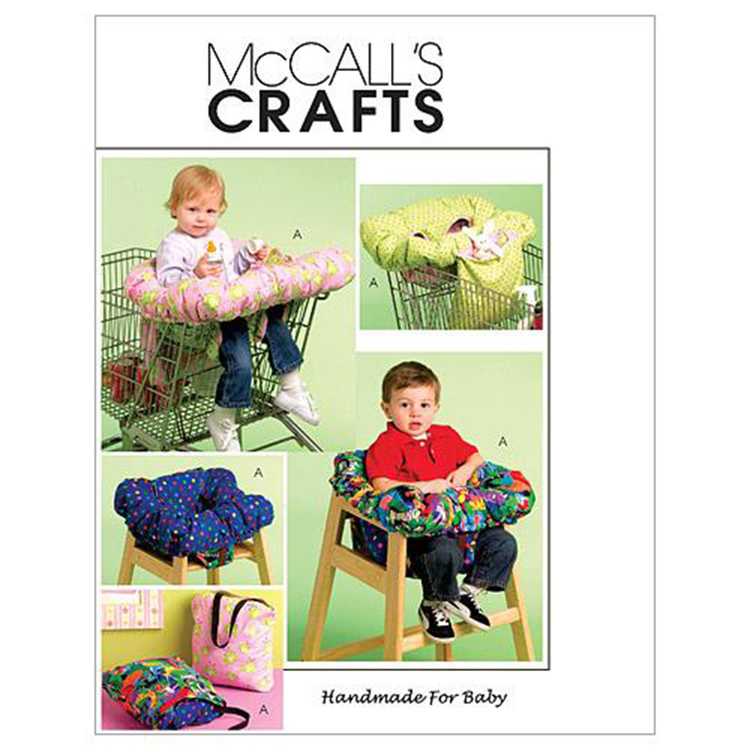 McCall's Pattern M5721 3-In-1 Shopping Cart Cover