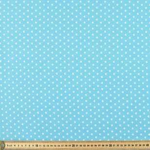 Spots & Stripes Star Printed 112 cm Cotton Fabric