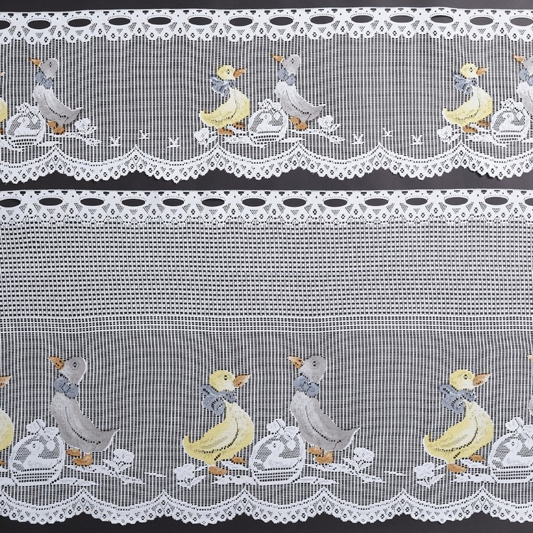Filigree Della Duck Cafe Sheer