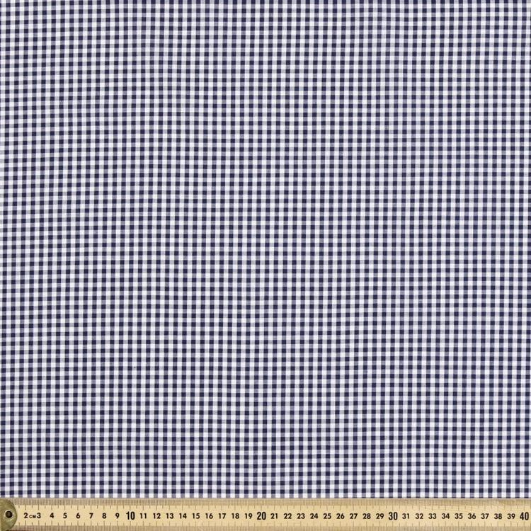 Gingham 1/8 Inch Premium Cotton