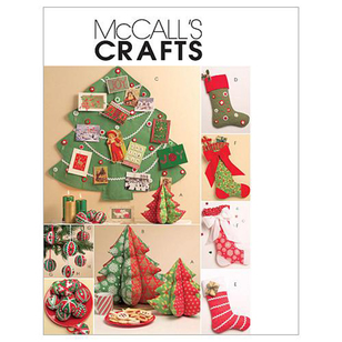 McCalls M5778 Holiday Decorations