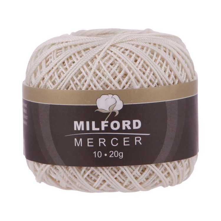 Milford Mercer Size 10 Yarn