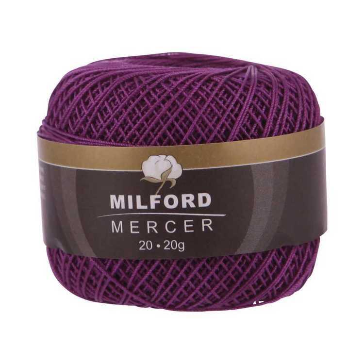Milford Mercer Size 20 Yarn